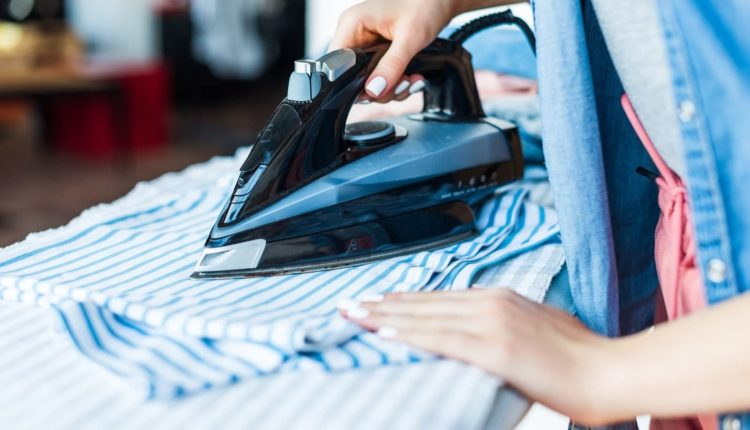 How to use an iron safely