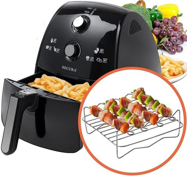 Air fryers - must have kitchen appliances
