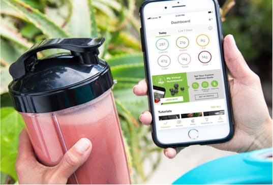Smart Kitchen Blender