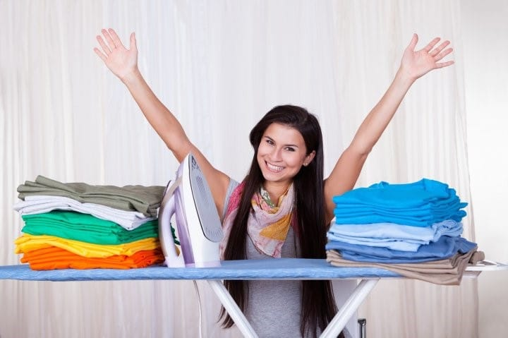 How To Choose An Ironing Board Properly
