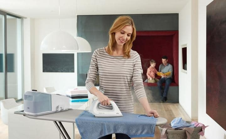 ironing system