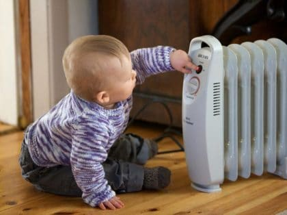 types of the most efficient space heaters